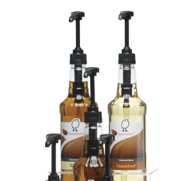 Sweetbird Syrup Pump for 1L bottles (1x1) photo 2