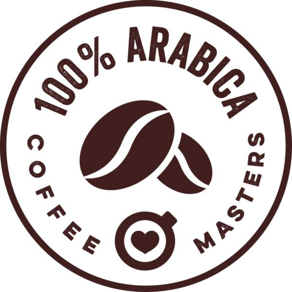 Coffee Masters - Decaf Espresso Pods (Fairtrade) (100x14g) photo 4