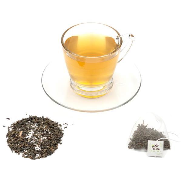 The Tea Masters Prism Teabags - Green Tea - Chun Mee (1x25) photo 3