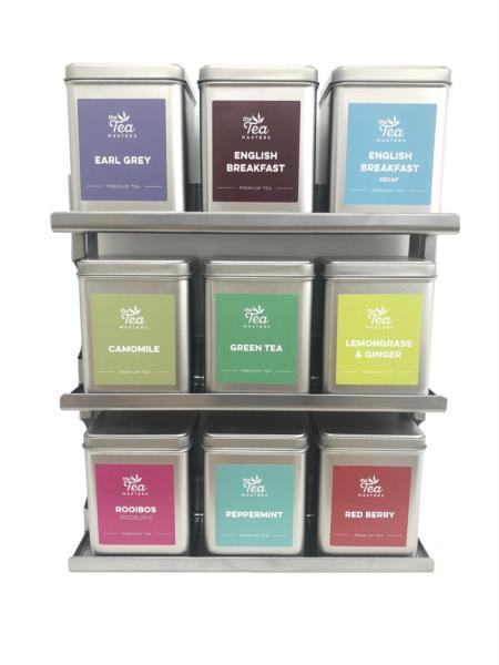 The Tea Masters Tea Stand - Slim