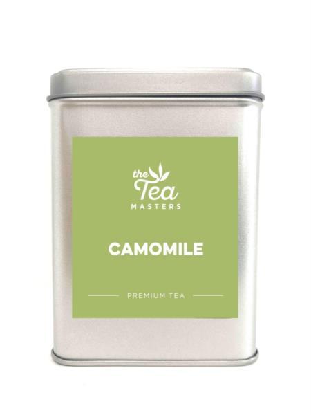 The Tea Masters Storage Tin - Camomile