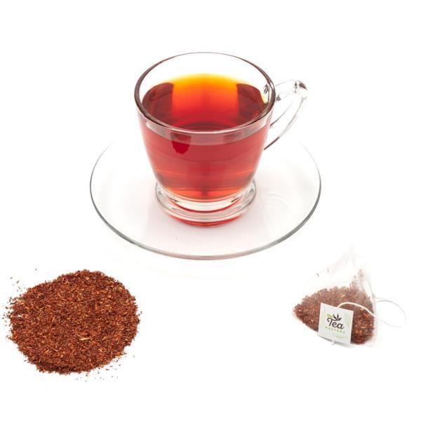 The Tea Masters Prism Teabags - Rooibos (Redbush) (1x25) photo 3