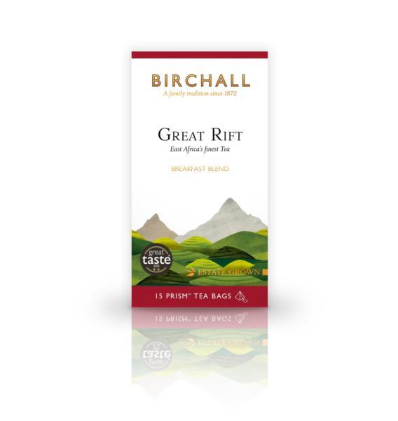 Birchall Prism Teabags - Great Rift Breakfast Blend (1x15)