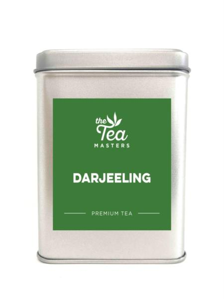 The Tea Masters Storage Tin - Darjeeling