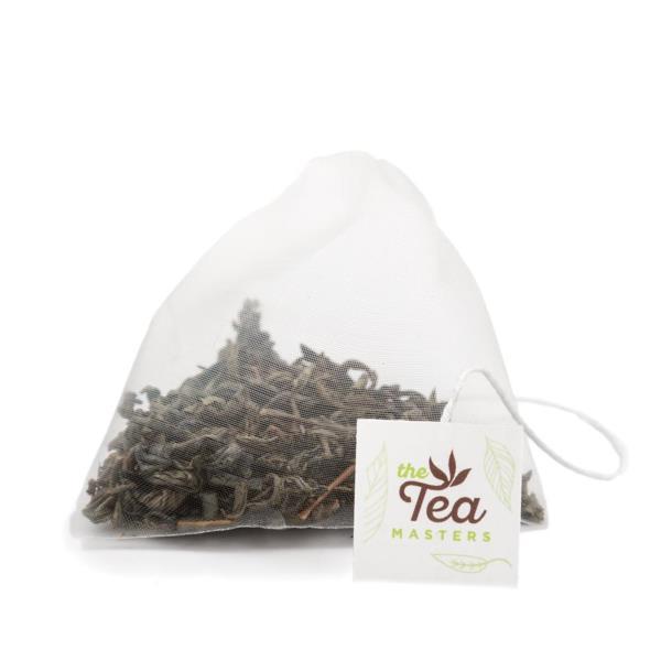The Tea Masters Prism Teabags - Green Tea - Chun Mee (1x25) photo 2