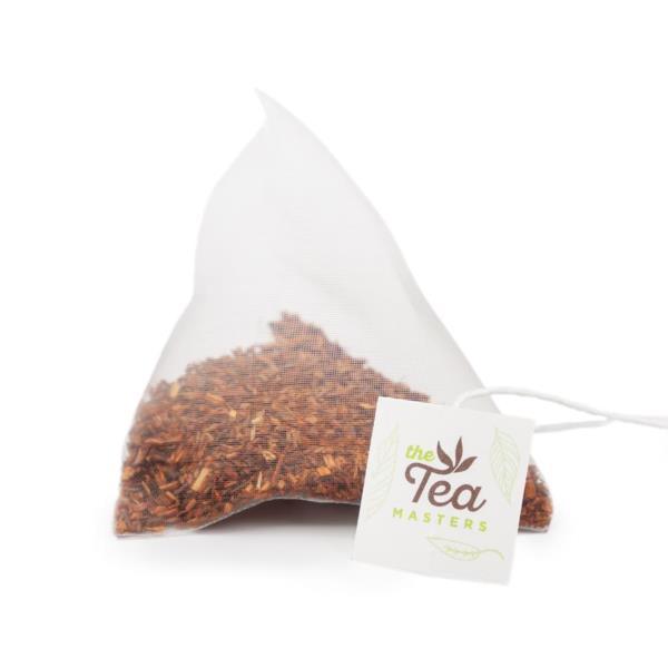 The Tea Masters Prism Teabags - Rooibos (Redbush) (1x25) photo 2