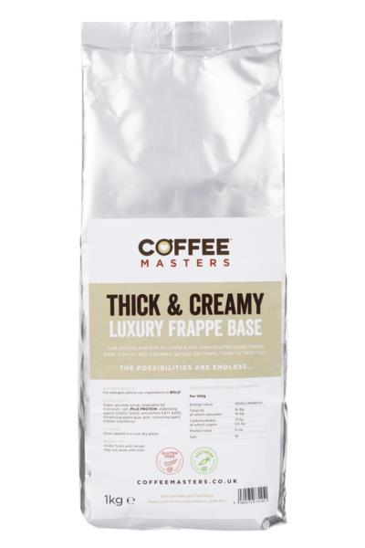 Thick & Creamy Luxury Frappe Base (1x1kg)