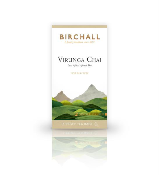Birchall Prism teabags - Virunga Chai (1x15)