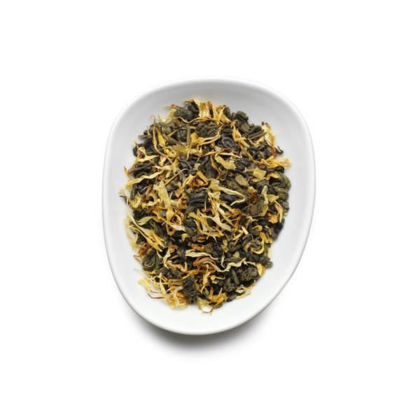 Birchall Prism Teabags - Green Tea & Peach (1x15) photo 2