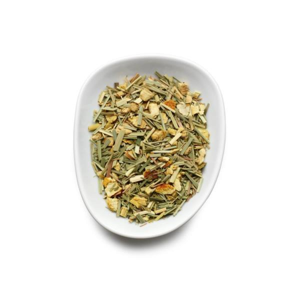 Birchall Prism Teabags - Lemongrass & Ginger (1x15) photo 2