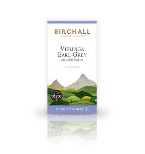 Birchall Prism Teabags - Virunga Earl Grey (1x15)