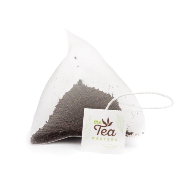 The Tea Masters Prism Teabags - Breakfast Tea - Rwanda (1x25) photo 2