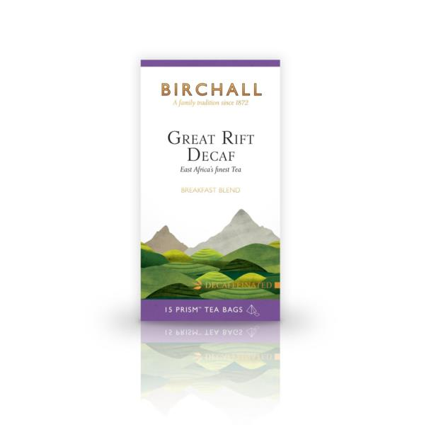 Birchall Prism Teabags - Great Rift Decaf (1x15)