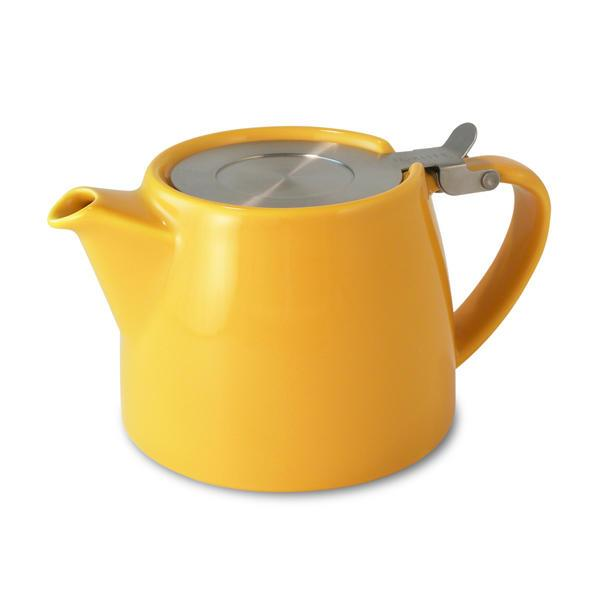 Stump Tea Pot - Mandarin