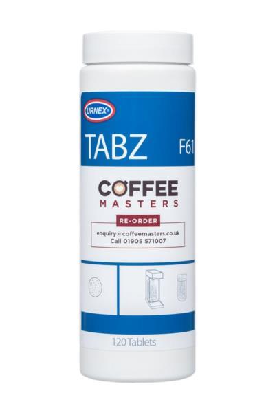 Tabz Urn & Brewer Tablets (1x120)