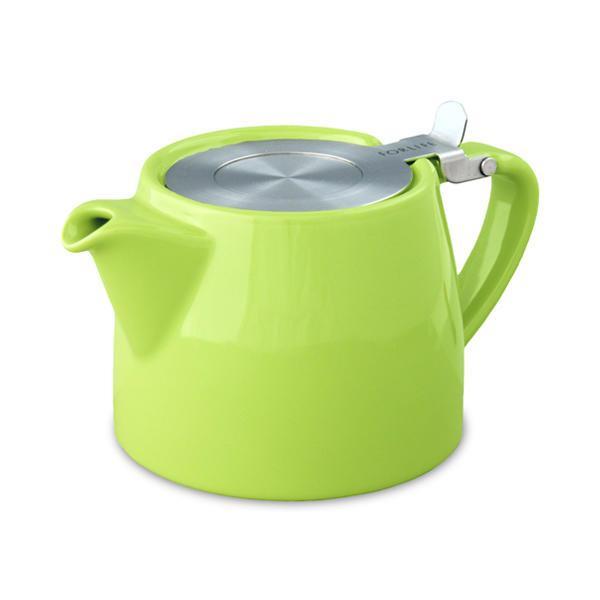 Stump Tea Pot - Green