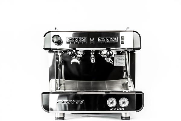 CC102 Compact with POD & Auto-Steam