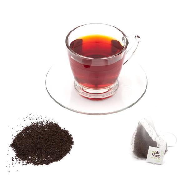 The Tea Masters Prism Teabags - Breakfast Tea - Rwanda (1x25) photo 3