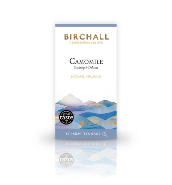 Birchall Prism Teabags - Camomile (1x15)