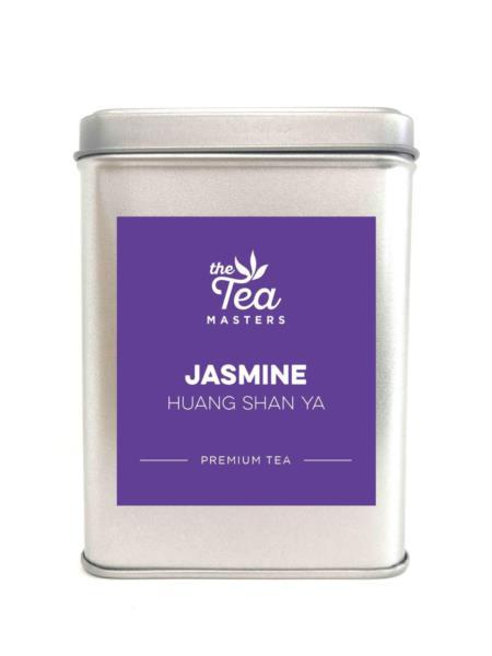 The Tea Masters Storage Tin - Jasmine