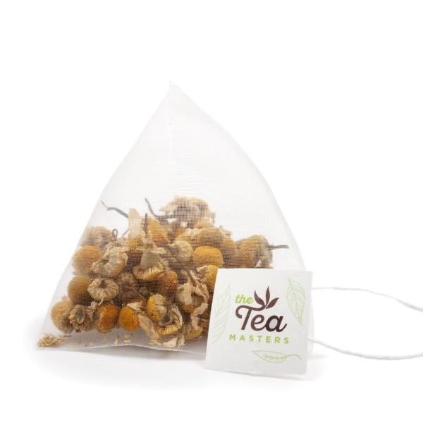 The Tea Masters Prism Teabags - Camomile (1x50) photo 2