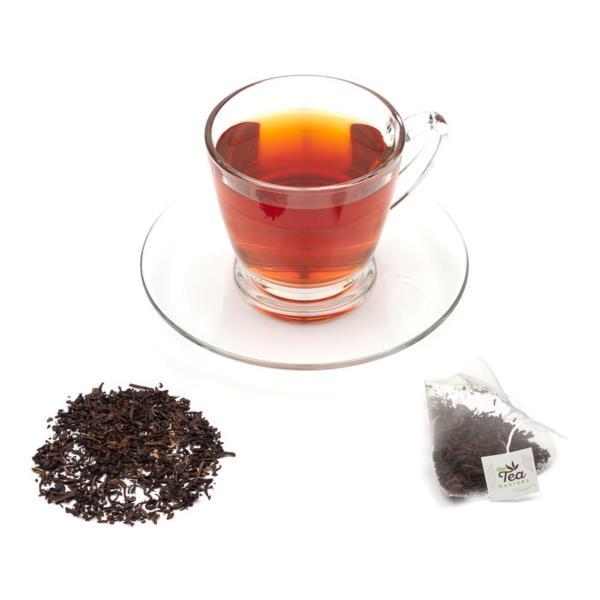 The Tea Masters Prism Teabags - Darjeeling (1x25) photo 3