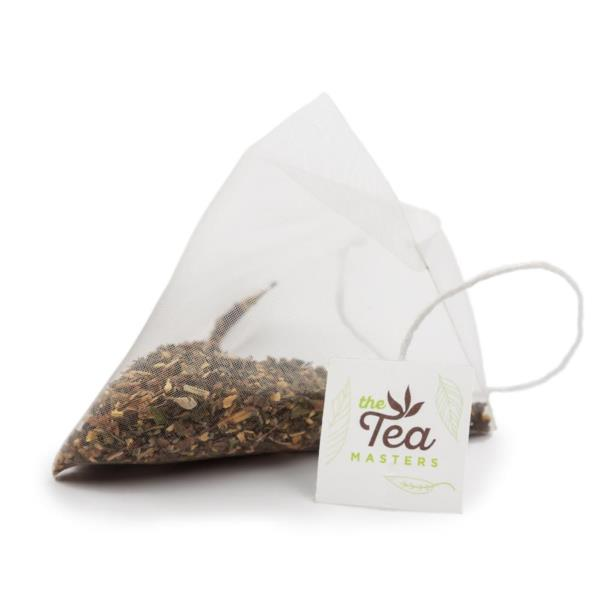The Tea Masters Prism Teabags - Peppermint (1x50) photo 2