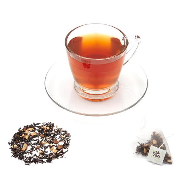 The Tea Masters Prism Teabags - Indian Spiced Chai (1x50) photo 3