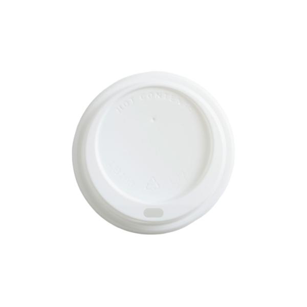 Disposable White Sip Lids 12oz - 20oz (1000)
