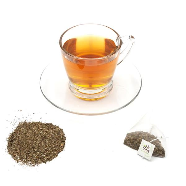 The Tea Masters Prism Teabags - Peppermint (1x50) photo 3