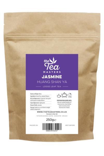 The Tea Masters Loose Leaf Tea - Jasmine Huang Shan Ya (1x250g)
