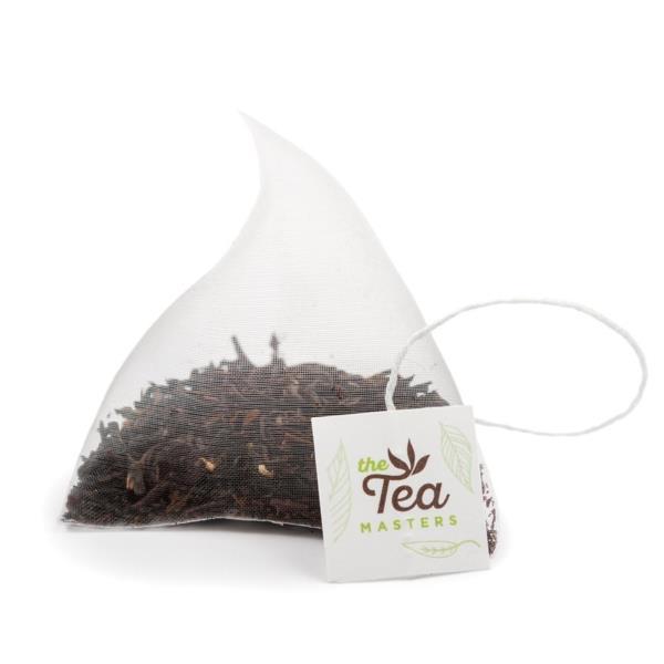 The Tea Masters Prism Teabags - Darjeeling (1x25) photo 2