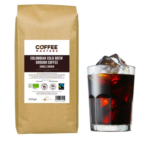 Colombian Cold Brew with Drink