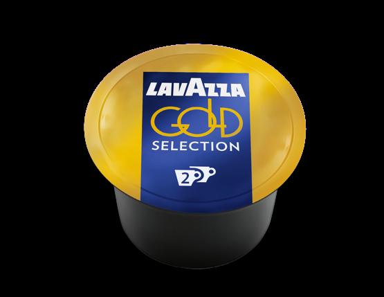 Lavazza Gold Selection (Double Espresso) Capsules (100)