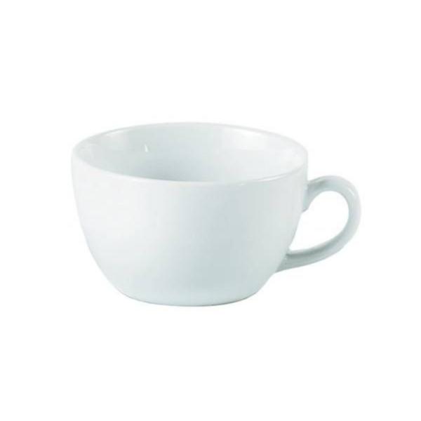 Cappuccino / Flat White Cup 9oz / 255ml (1x6)