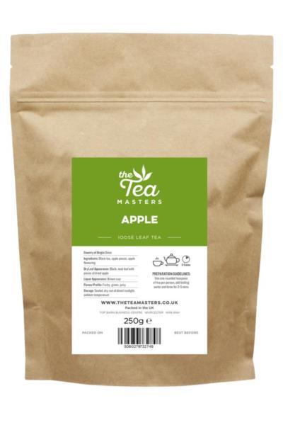The Tea Masters Loose Leaf Tea - Apple (1x250g)
