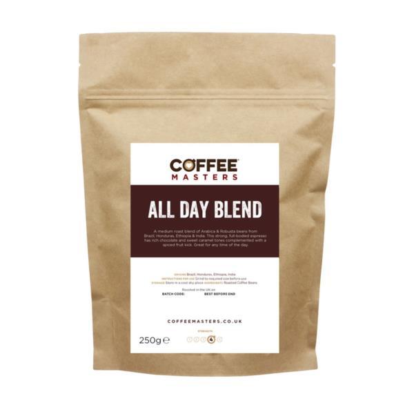 Retail Beans - All Day Blend (1x250g)