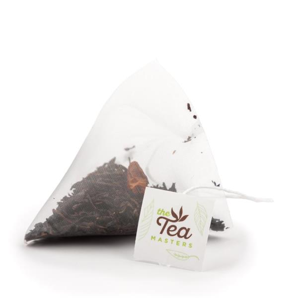 The Tea Masters Prism Teabags - Apple (1x25) photo 2