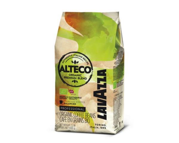 Lavazza Alteco Organic Coffee Beans (6x1kg)