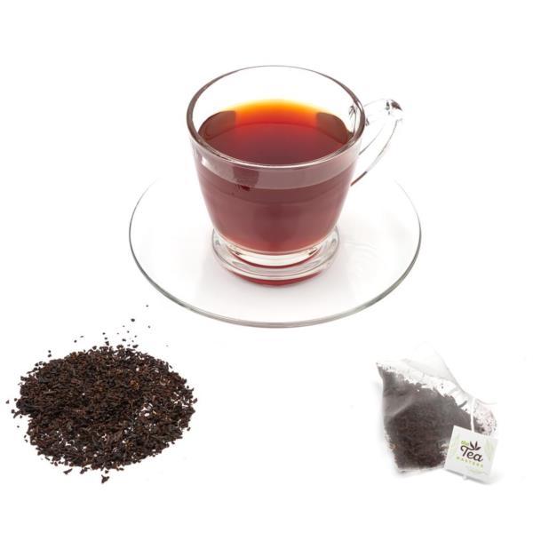 The Tea Masters Prism Teabags - Breakfast Tea - Premium (1x50) photo 3
