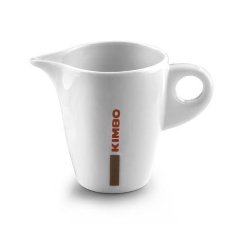 Kimbo Classic Ceramic Milk Pot (80ml/2.7oz) (1x4)