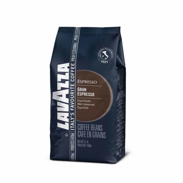 Lavazza Gran Espresso Coffee Beans (6x1kg)