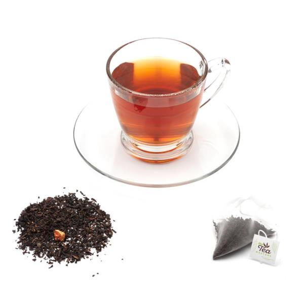 The Tea Masters Prism Teabags - Apple (1x25) photo 3
