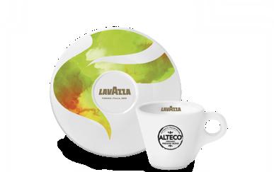 Lavazza Alteco 4oz Espresso Cup & Saucer (1x12)