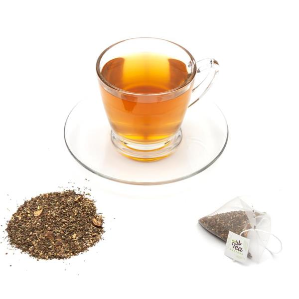 The Tea Masters Prism Teabags - Liquorice & Peppermint (1x25) photo 3