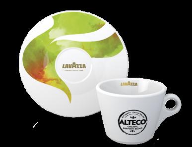 Lavazza Alteco 7oz Cappuccino Cup & Saucer (1x6) photo 1