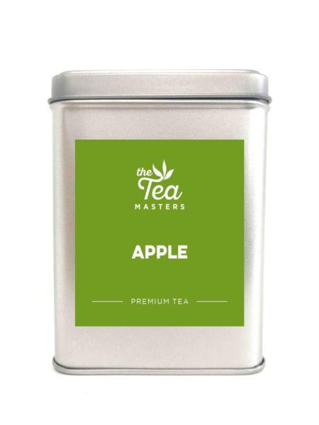 The Tea Masters Storage Tin - Apple