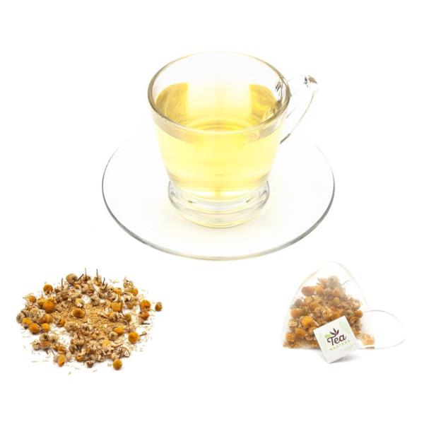 The Tea Masters Prism Teabags - Camomile (1x50) photo 3