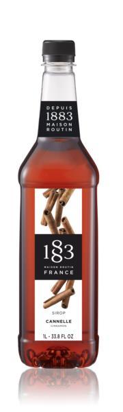 1883 Syrup - Cinnamon (1x1L)