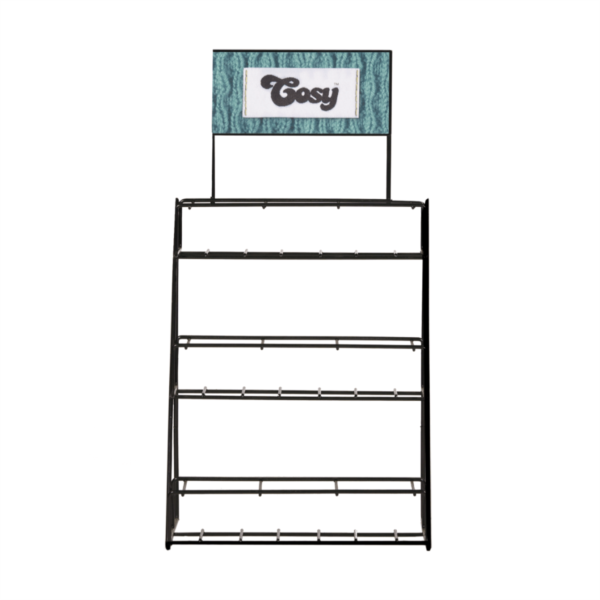 Cosy Tea Rack (Holds 9 boxes)